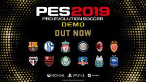 Pro Evolution Soccer 2019: cosa potete trovare nella demo