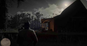 gameplay di Red Dead Redemption II