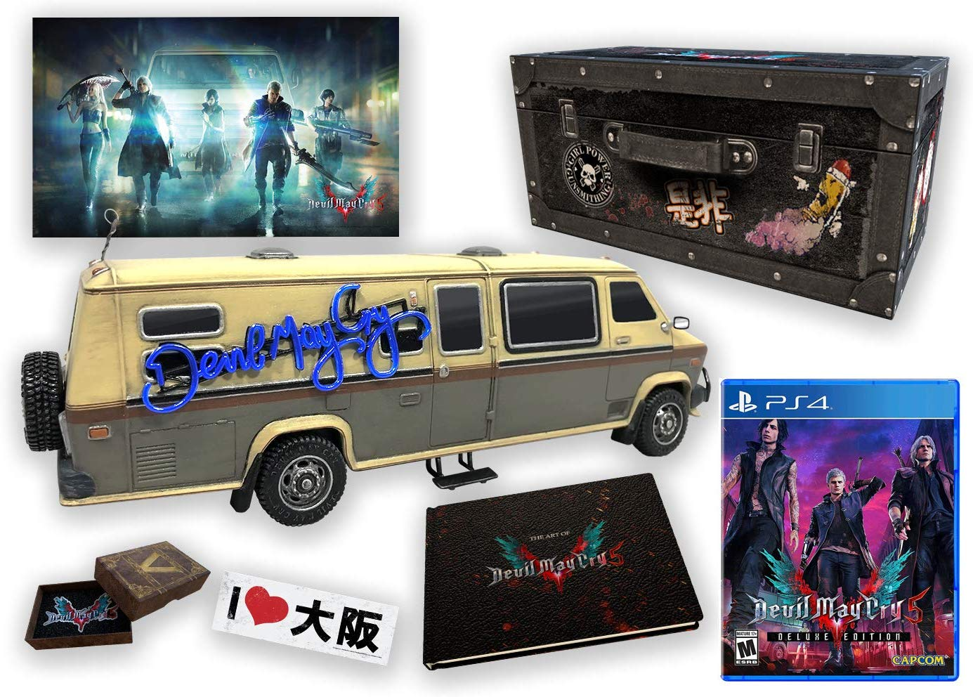 Collector's Edition di Devil May Cry 5