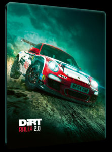Steelbook di DiRT Rally 2.0
