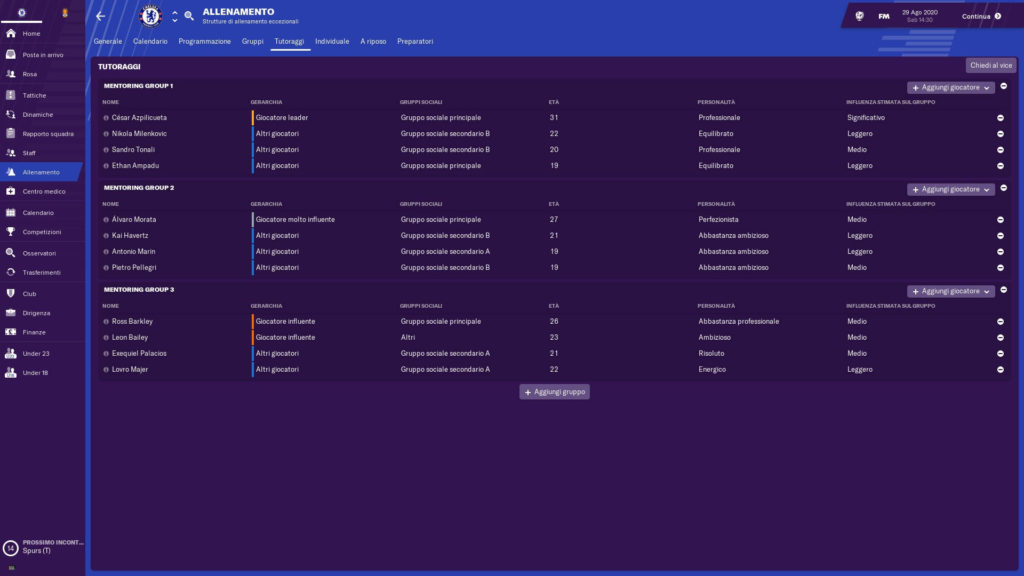 recensione di Football Manager 2019